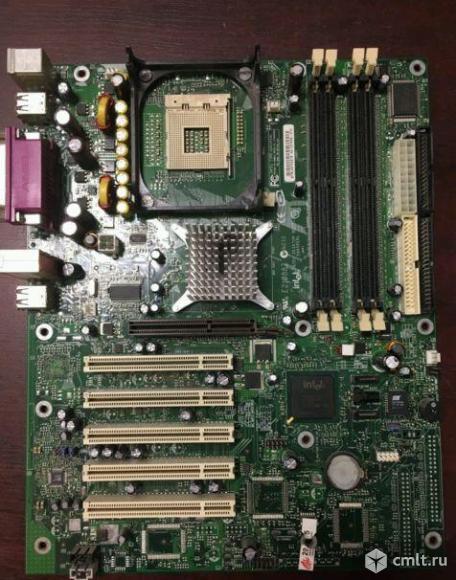 478 плата intel D865perl