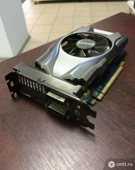Видеокарта PCI-E GeForce GTX650, 2GB. Фото 1.