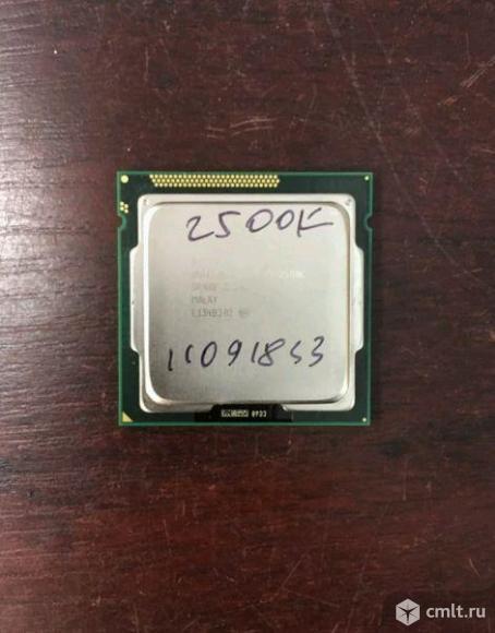 1155 Процессор Intel Core i5-2500K