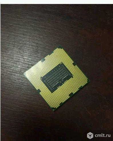 1156 Процессор Intel Core i7-875K. Фото 1.