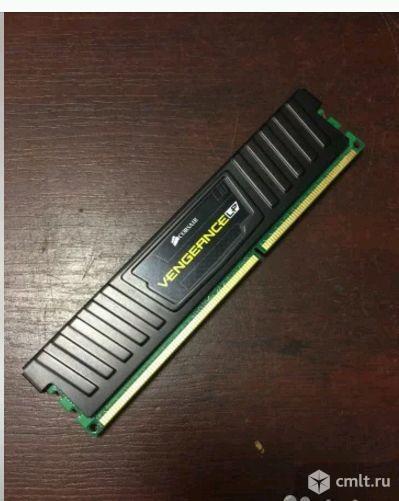 DDR3 4GB память Corsair Vengeance LP. Фото 1.