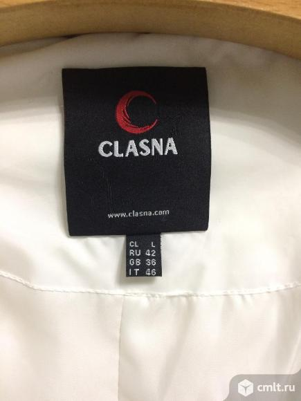 Фирменный пуховик Clasna. Фото 3.