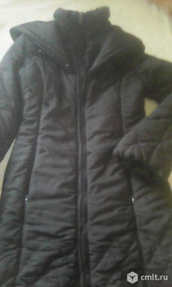 Пальто на пуху. Фото 3.