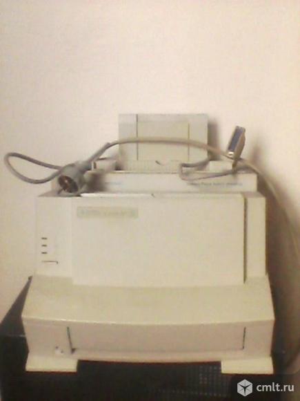 Принтер лазерный HP LaserJet 5L. Фото 1.