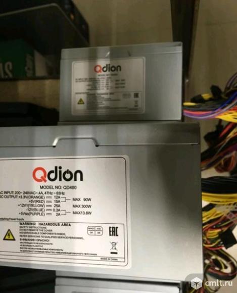 400W Блок питания FSP Q-Dion QD400, Новый