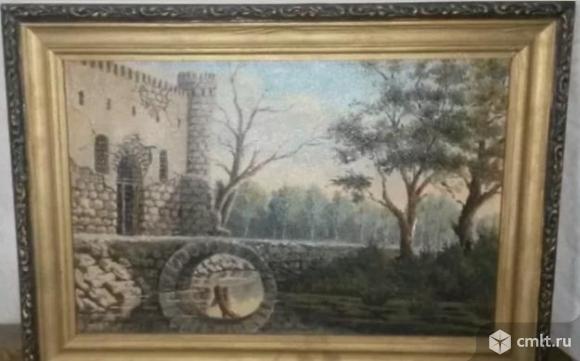 Картина Черепухина А.Г. Старый замок