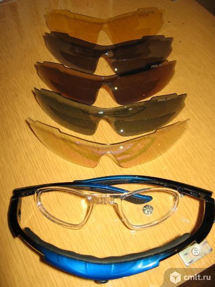Набор сменных солнцезащитных очков Polisi
