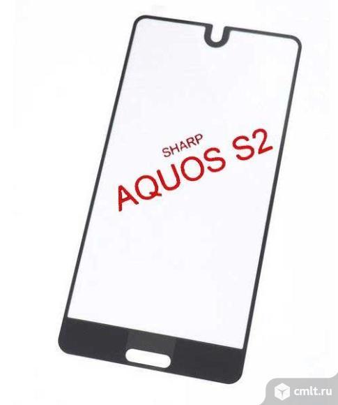Защитное стекло на Sharp Aquos S2