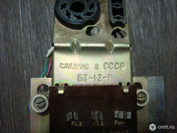 Трансформатор от цветного телевизора. Фото 2.