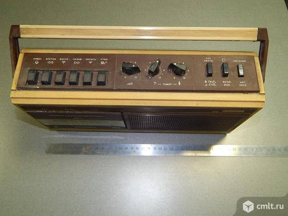 Магнитофон Электроника. Фото 7.