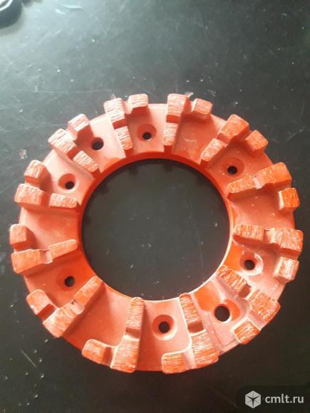 Коронка с алмазной чашкой DIA abrasive-150 PROTOOL