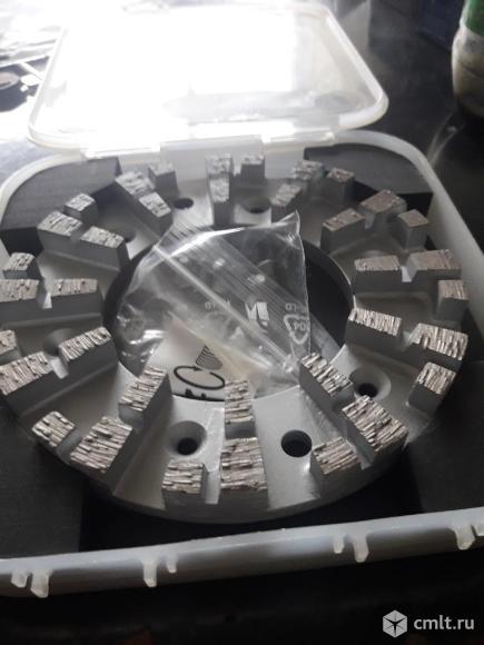 Коронка с алмазной чашкой PROTOOL DIA hard 150. Фото 2.