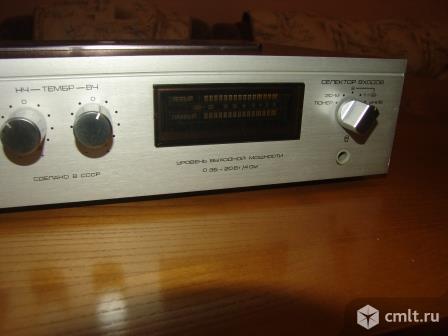Усилитель Радиотехника. Фото 4.