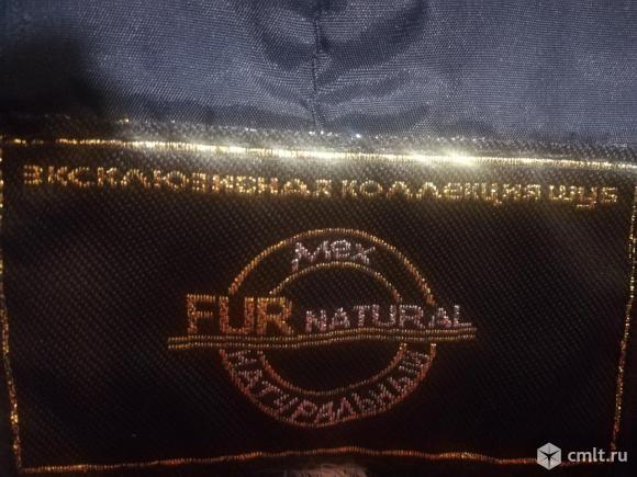 Шуба из мутона производитель FUR natural (Россия)