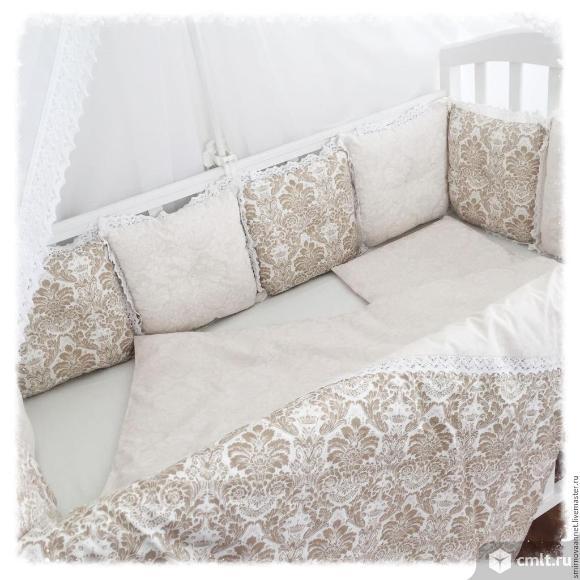 Новые наборы в детскую кроватку