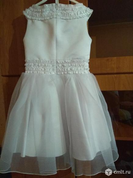 Красивое платье на праздник.