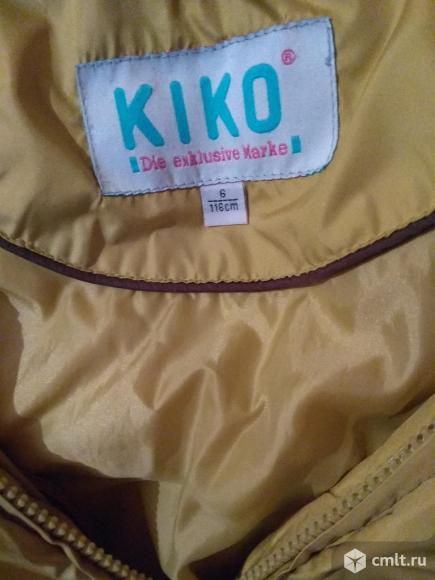 Пуховик Kiko
