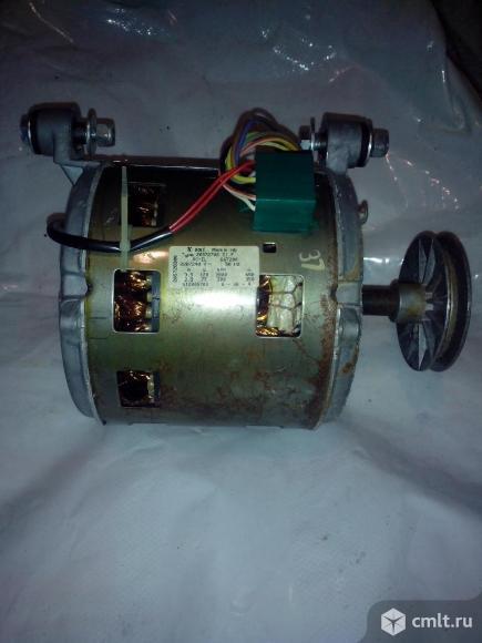 Электродвигатель. Фото 2.