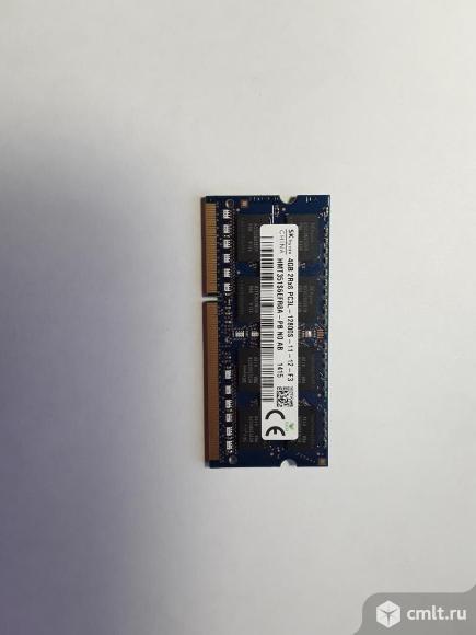 Оперативная память 4 ГБ SK-Hynix DDR3.
