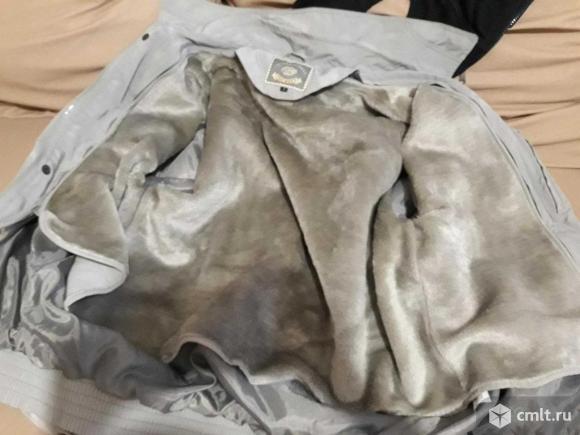 Мужская куртка с отстегивающимися рукавами.. Фото 4.