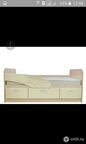 """Продаются кровать """"Дельфин"""". Фото 1."""
