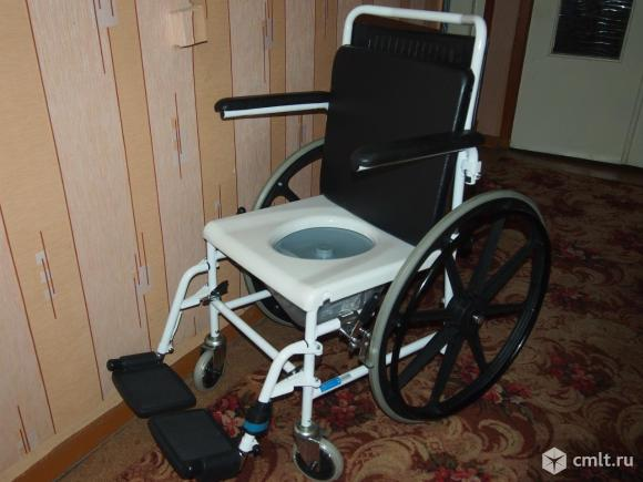 Инвалидное кресло. Фото 2.