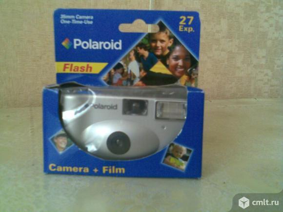 Фотоаппарат цифровой Polaroid. Фото 1.