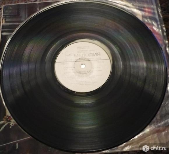 "Грампластинка (винил). Гигант [12"" LP]. Silhuetit (Finland). ""Силуэты"" (Финляндия). О, что за цирк!"". Фото 12."