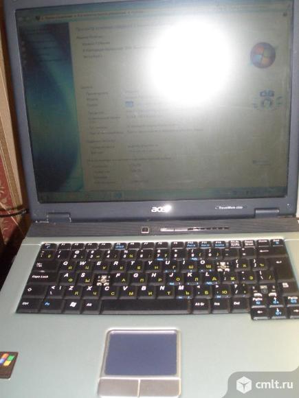 Ноутбук Acer Travelmate 2350 model CL51