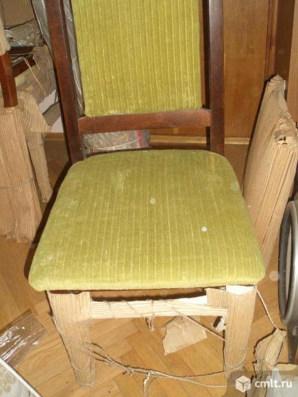 Гарнитур из 6 стульев. Фото 2.
