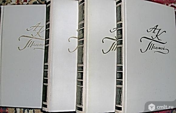 Собрание сочинений А. К. Толстого