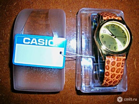 Часы мужские наручные Casio. Фото 1.