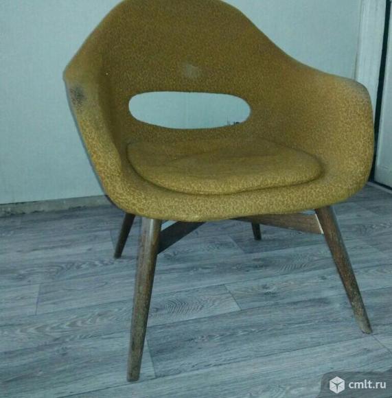 Куплю кресло ракушка 60-х годов. Фото 1.