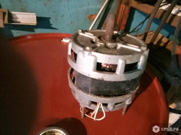 Электродвигатель от тиральной машины
