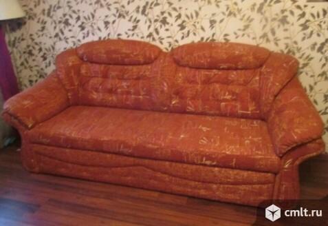 Ремонт мягкой мебели. Склейка, лакировка стульев. Фото 4.