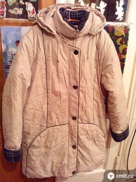 Продаётся зимняя куртка. Фото 1.
