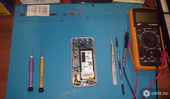 Ремонт телефонов iPhone, Samsung, Xiaomi. Фото 1.
