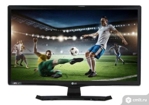 """Как новый, гарантия 22"""" (56 см) Телевизор IPS LED LG 22MT49VF-PZ"""