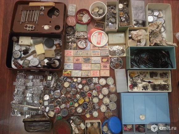 Куплю часы, механизмы от часов, зап. части старых часов.. Фото 3.