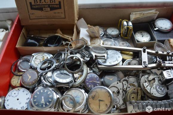Куплю часы, механизмы от часов, зап. части старых часов.. Фото 1.