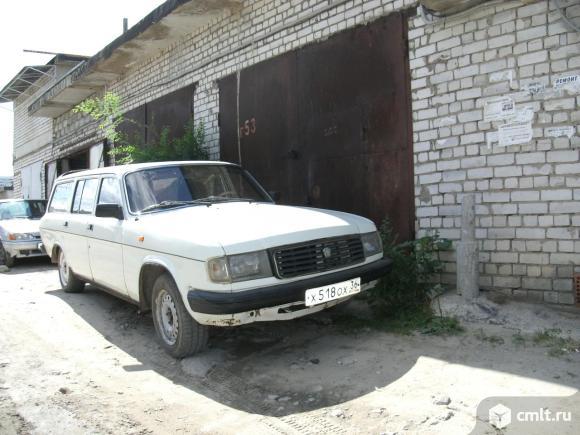 ГАЗ 31029-Волга - 1996 г. в.. Фото 1.