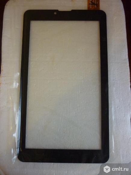 Сенсорное стекло для планшета. Фото 1.