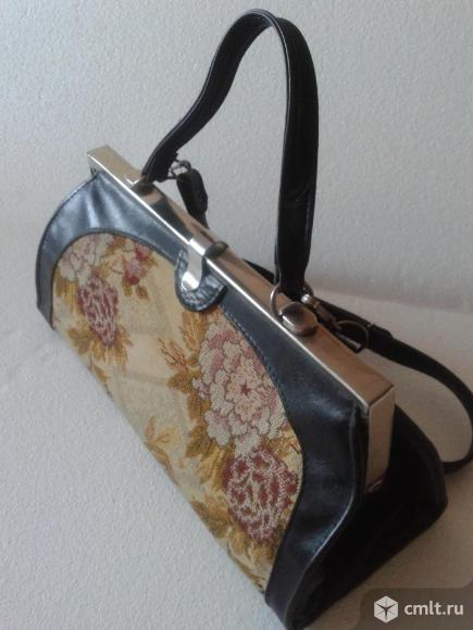 Продаю авторскую сумку женскую.