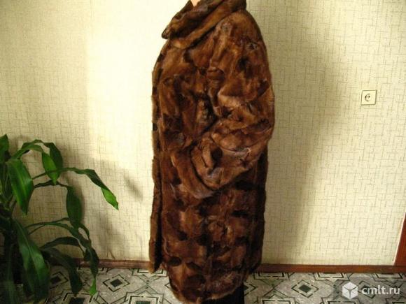 Шуба норковая, размер 54