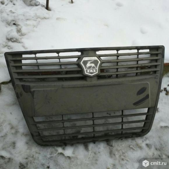 Продаю решетку радиатора Газель Бизнес. Фото 1.