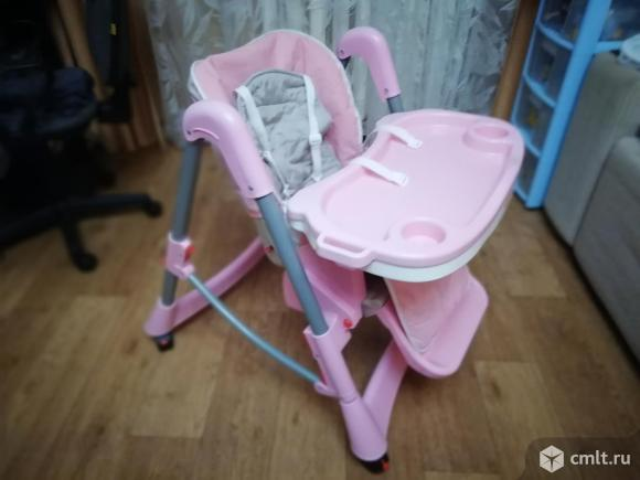 Продам детский стульчик для кормления.. Фото 4.