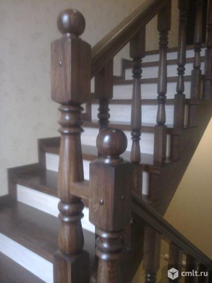 Лестница, прямой марш.