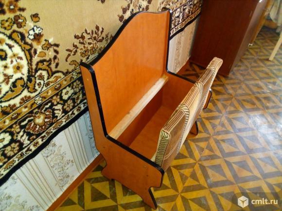Стул-сиденье для прихожей или кухни. Фото 3.