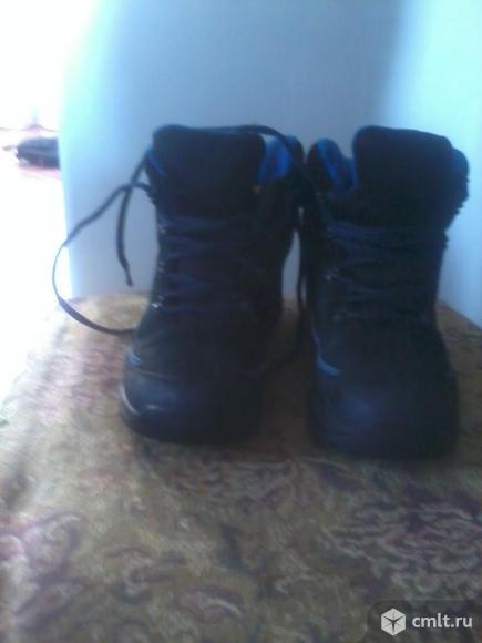 Кроссовки на меху. Фото 1.