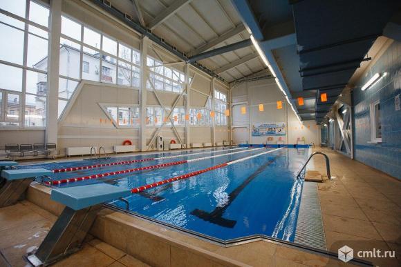 Академический, спортивно-оздоровительный комплекс. Фото 2.